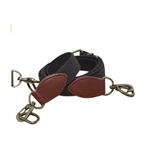 (PU Leather Gun Metal Chain For Messenger Shoulder Bag 33