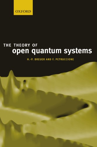 The Theory of Open Quantum Systems - Open Quantum Systems