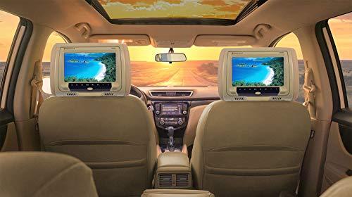 9 dvd car headrest - 5