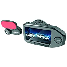 PAPAGO GoSafe 760 Dual Lens Dash Camera, Front 1080p & Rear 1080p Wide Angle Coverage with 32GB Micro SD Card (GS76032G)