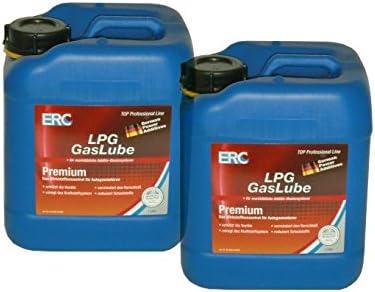 2 Kanister A 5 Liter Erc Gaslube Premium Lpg Additiv Gas Zusatz Auto Auto