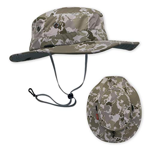 Adjustable Performance Visor - SEAHAWK (L/XL, Desert Camo)
