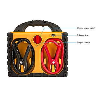 Wagan EL2464 200-Watt Power Dome LT Auto Jump Starter