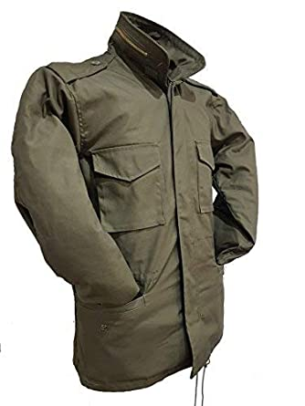 MILSPEC SURPLUS M65 Field Jacket Military Combat Army Mens Vintage Classic Coat Warm Liner Parka M65-JCK-000