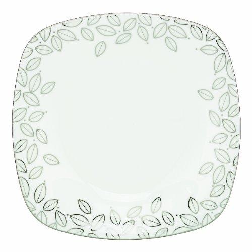 UPC 882864250254, Lenox Platinum Leaf 8-1/2-Inch Square Accent Plate