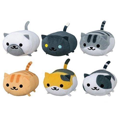 Banpresto Neko Atsume: Kitty Collector: Nosekotto vol.1 Set of 6 by Banpresto