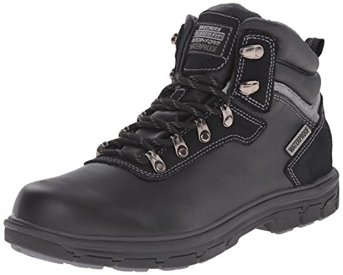 Image of Skechers USA Men's Segment Ander Waterproof Boot