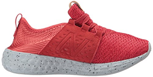 De Balance gris Chaussures Rouge Kjcrzpkg New Fitness Mixte Adulte qtRddnS