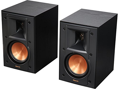 Klipsch RB-10 4-Inch Two-Way Bookshelf Loudspeaker (pair)