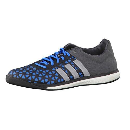 adidas Ace 15.1 Boost - Botas para hombre Negro / Azul / Lima