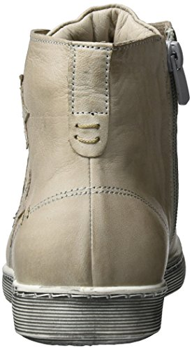 Andrea Conti 0343443, Sneaker Alte Donna Grigio (Taupe)