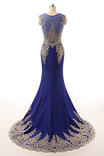 Xu028 Women's Gown Evening Belle ivory Formal Party Dresses Long House Mermaid HYD003 BZHgqv5
