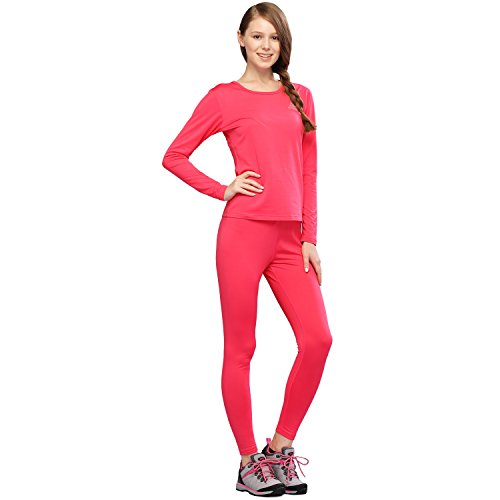 The First Outdoor Women\'s Thermal Underwear Winter Warm Long