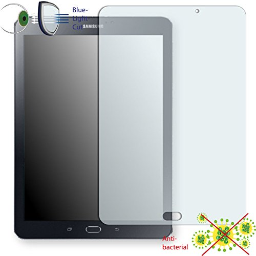 DISAGU ClearScreen screen protection film for Samsung Galaxy Tab S2 8.0 antibacterial, BlueLight filter protective film by DISAGU