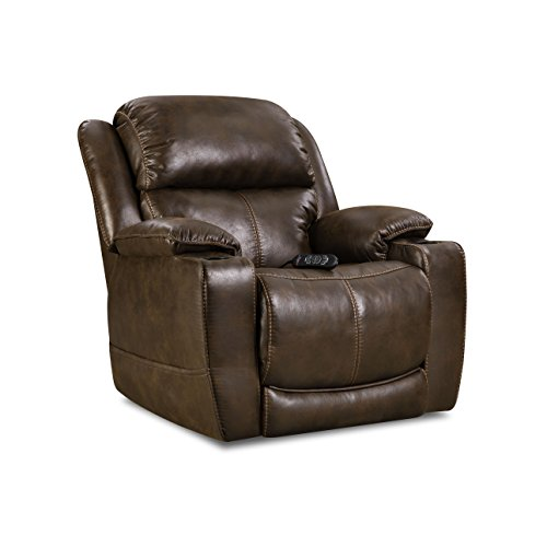 ComfortMax 1619713 General Home Theater Recliner, Black