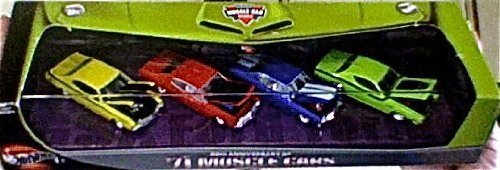 Hot Wheels Muscle Car Series 30th Anniversary of '71 Musc...