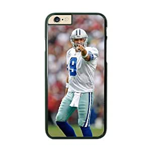 iPhone 6 Black Cell Phone Case Dallas Cowboys NFL Phone Case For Girls NLYSJHA2005