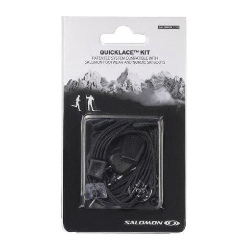 salomon-mens-quicklace-kitblackone-size