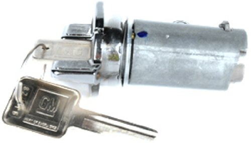 ACDelco D1402B GM Original Equipment Ignition Lock Cylinder with Key ()