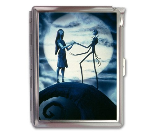 The Nightmare Before Christmas Cigarette Case Lighter