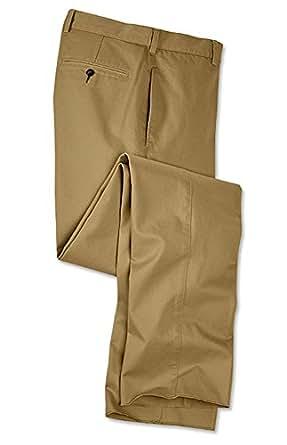Orvis Officer's Cotton Khakis / Plain, 32W X 34 1/2 L