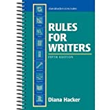 Rules for Writers 5e and Research Pack, Hacker, Diana and Downs, Douglas P., 0312459548
