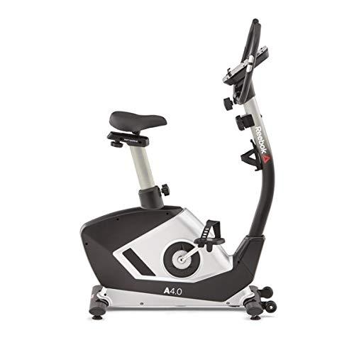 Reebok A4.0 - Bicicleta estática Volante de inercia de 6 kg, 8 ...