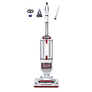 Shark Rotator Professional Lift-Away Upright Vacuum, Red (NV501)