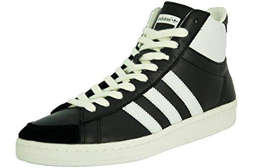 Adidas AO HOOK SHOT II Chaussures Mode Homme Noir Blanc Adidas