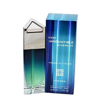 Very Irresistible Fresh Attitude By Givenchy For Men. Eau De Toilette Spray 1.7-Ounce