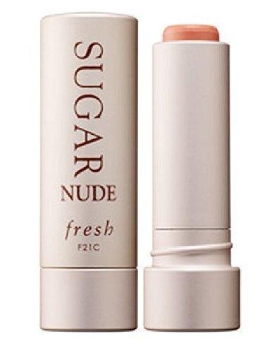 Fresh Sugar Tinted Lip/Color/Conditioner Treatment Sunscreen Spf 15 'Nude' 0.07oz/2.2g