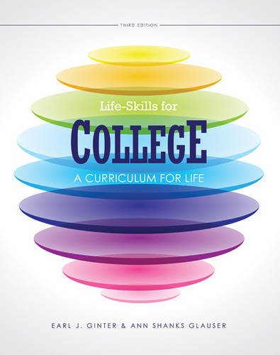Life-Skills for College: A Curriculum for Life