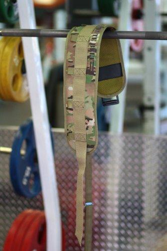 Brute Belt Nylon Dip Pullup Squat Belt
