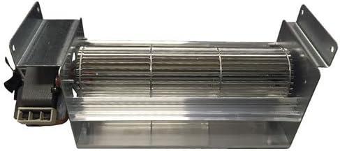 Motor Ventilador tangenziale 383 mm 283 x 44 estufas de pellets ...