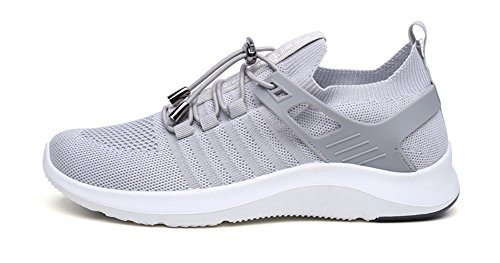 Fly Fabric Men's 66 Flyknit Sneakers Grey No Town Shoes Running Fashion Woven F4EIwYqZ