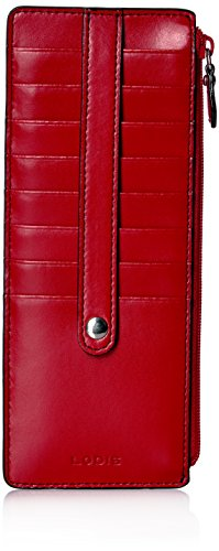 Lodis Audrey Rfid Credit Card Case With Zip Pocket Credit Card (Lodis Mini Card Case)