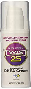Twist 25 DHEA cream