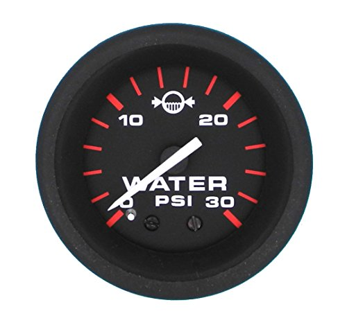 Sierra 61238P Amega 30 PSI Water Pressure Gauge Kit