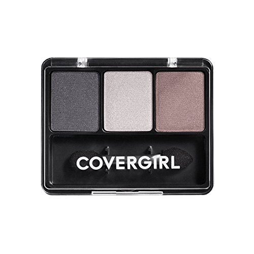 COVERGIRL Eye Enhancers 3-Kit Eye Shadow Smoke Alarm, .17 oz, Old Version (packaging may vary)