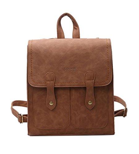 de la souple dos en 10 mode à sac sac Sac décontracté à 30cm PU 27 multifonctionnel des femmes cuir main dBwxCcq1