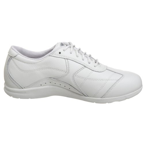 Sneaker Elite Da Donna In Pelle Di Vitello Bianca