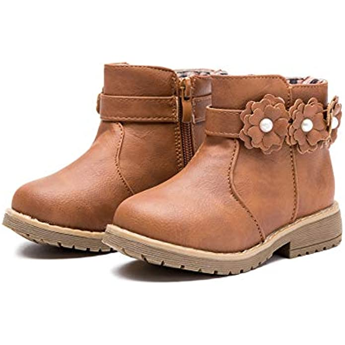 Toddler's Winter Fashion Cute Boots
