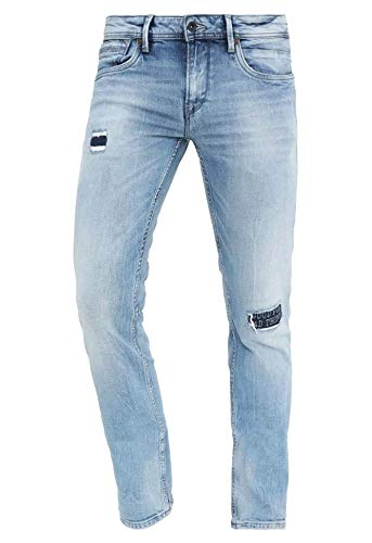 Pantalon Sharp Vaquero Jeans Hatch Pepe Azul 5pw81nq
