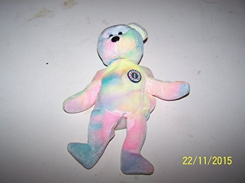 B. Tie Dye Birthday Bear 2000 ()
