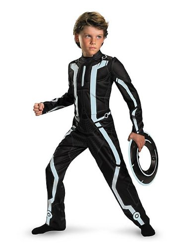 Tron Legacy Deluxe Costume