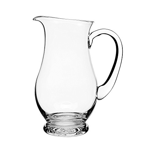 Luigi Bormioli Crescendo Pitcher, Footed, 76 oz - Pitcher , Clear