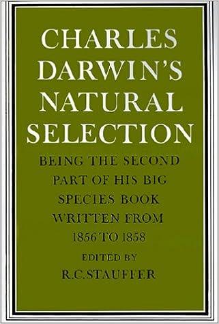 Charles Darwin Book