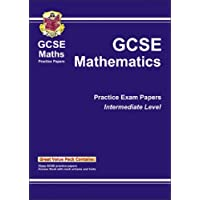 GCSE Maths Intermediate Level Practice Papers (Gcse Practice Papers)