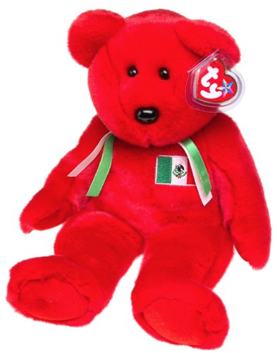 Image Unavailable. Image not available for. Color  Ty Beanie Buddies Osito  ... ce0a41dde0e3