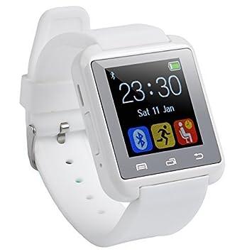 5ive® U8 Smartwatch Bluetooth 2.0 Classic Reloj de Pulsera Elegante Relojes de los Teléfonos para